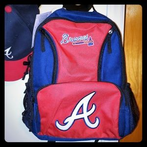 Atlanta Braves Backpack
